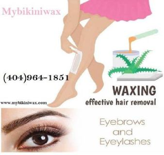By Appointment Maria 404-964-1851 /  Maria offers Brazilian waxing Women,Men, Brazilian Bikini wax.