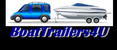 NEW BOAT TRAILERS – Pontoon  V-Bottom  Kayak and more