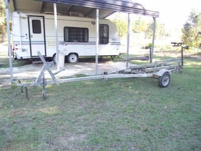 Boat Trailer (trailer only)