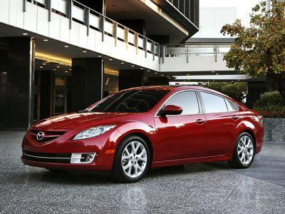 2010 Mazda Mazda6 i Touring (Brilliant Silver Metallic)