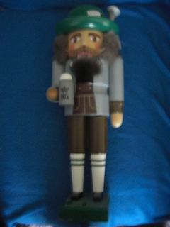 NUTCRACKER ( MADE IN GERMANY ) COLLECTIBLE 18-inches TALL