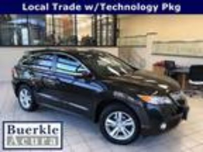 used 2015 Acura RDX for sale.