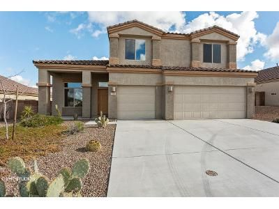 4 Bed 3 Bath Foreclosure Property in Vail, AZ 85641 - W Herschel H Hobbs Pl