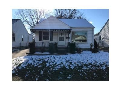 3 Bed 1 Bath Foreclosure Property in Harper Woods, MI 48225 - Woodland St