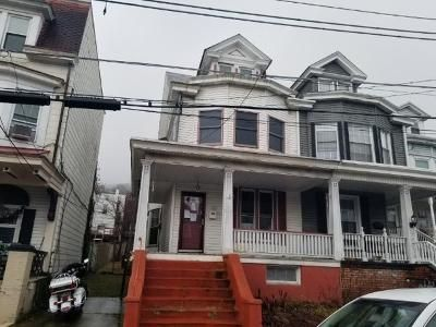 4 Bed 2 Bath Foreclosure Property in Pottsville, PA 17901 - W Market St