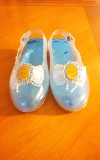 Cinderella Glass Slipper Light up Shoes (Swap Only)