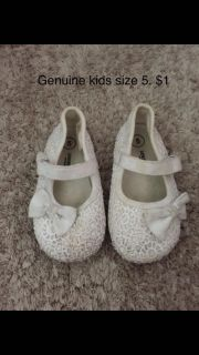 Genuine kids size 5