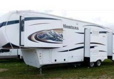 2011 Keystone-Rv Montana-Hickory-Edition