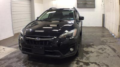 2018 Subaru Crosstrek Limited (Crystal Black Silica)