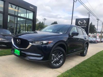 2019 Mazda CX-5 (Crystal Blue)