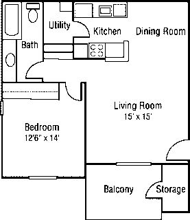 1 bedroom in East San Mateo