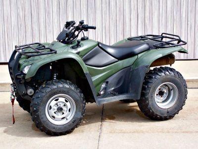 2008 Honda FourTrax Rancher 4x4 Utility ATVs Erie, PA