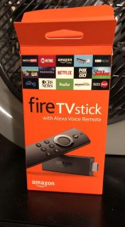 Amazon Fire TV Stick ** SWAP ONLY**
