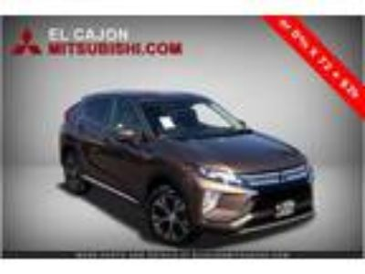 new 2018 Mitsubishi Eclipse Cross for sale.