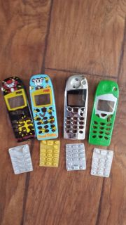 Assorted Phone Covers