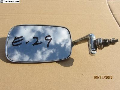 left side bug mirror E-29