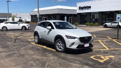2019 Mazda CX-3 (Ceramic Metallic)