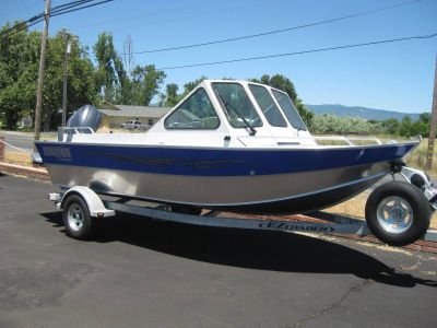 2017 Boulton Powerboats Skiff 18 Other Boats Lakeport, CA