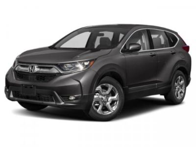 2019 Honda CR-V EX (Green)
