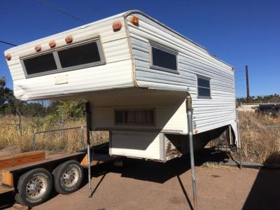 Camper over the Top 10ft for long Bed truck