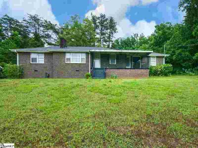 110 Arch Drive GREER, Charming Three BR, One BA brick ranch