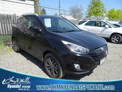 2014 Hyundai Tucson Limited (Ash Black)