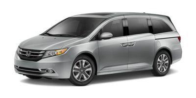 2017 Honda Odyssey Touring (Gray)