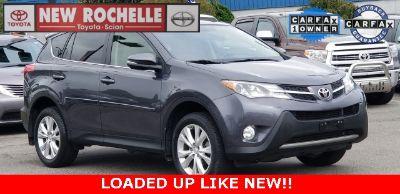 2015 Toyota RAV4 Limited (Magnetic Gray Metallic)