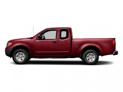 2018 Nissan Frontier XE (Cayenne Red)