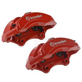 Purchase OEM Disc Brake Caliper Brembo Red Front Kit Pair Set of 2 for Grand Cherokee SRT motorcycle in Gardner, Kansas, United States, for US $713.36