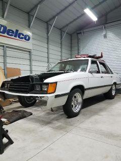 86 Ford LTD