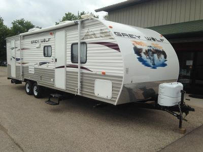 2013 Forest River Inc Grey Wolf Trailer Travel Trailers Elkhorn, WI