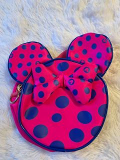 NWT Minnie Backpack pink
