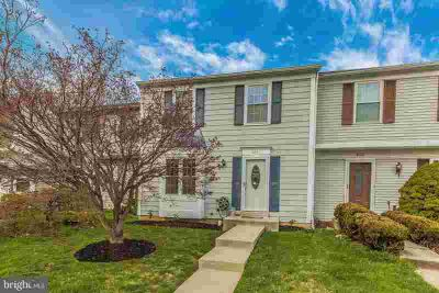 9203 Broadwater Dr GAITHERSBURG, Cozy Three BR/3.5 Townhome on