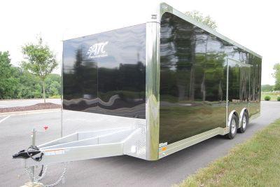 2019 ATC Quest CH305 24ft Enclosed Aluminum Car Trailer