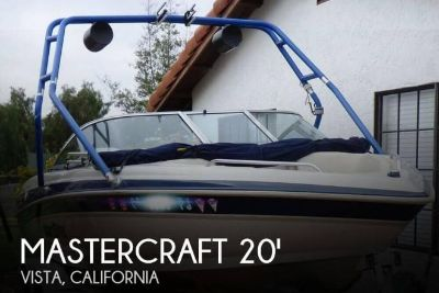 1998 Mastercraft Maristar 2100