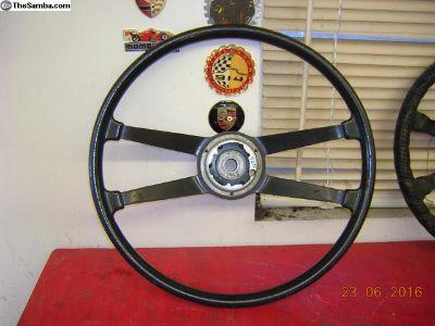 Porsche 911-912 steering wheel 420mm