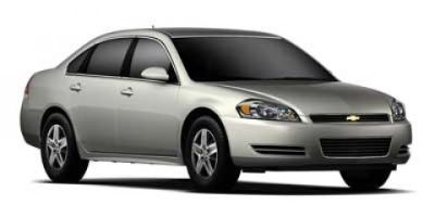 2010 Chevrolet Impala LS (Imperial Blue Metallic)