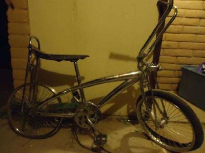 $80 low rider bike (las cruces)