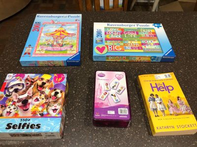 Misc children s gpuzzles and extra