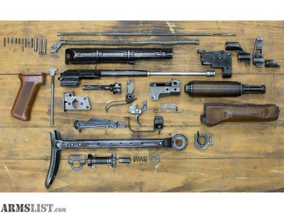 For Sale: AK 47 Polish Underfolder Parts kit