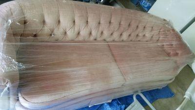 Sofa solid color excellent condition