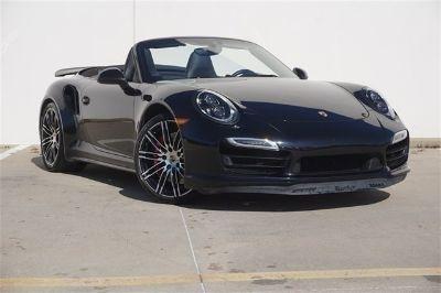 2015 Porsche 911 Turbo (Jet Black Metallic)