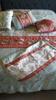 Brand new queen-size comforter set