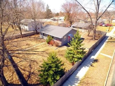 3 Bed 1 Bath Foreclosure Property in Cambridge, MN 55008 - 11th Ave SW