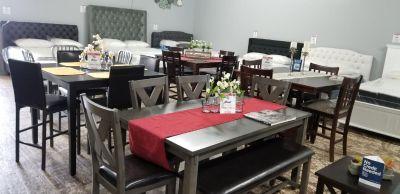 Comedor de 6 piezas/6 piece dinning set