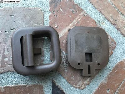 Vanagon westfalia door latch