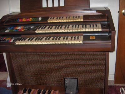 Wurlitzer Fun Machine