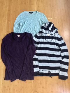 Ladies Size Small Sweaters: Mossimo Target