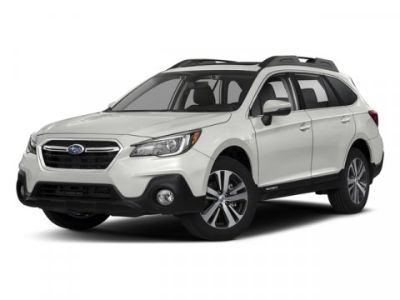 2018 Subaru Outback Limited (Crystal White Pearl)